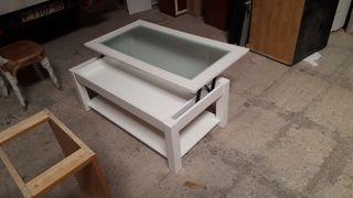 mesas de centro macizas desde 50€