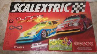 Scalextric tuning c2