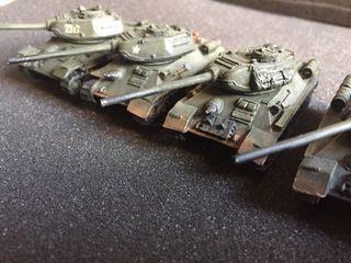 T-34 Sovieticos FoW