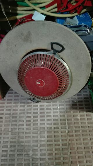 Brasero electrico