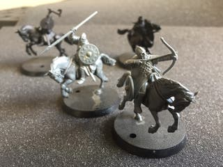 Jinetes de Rohan Warhammer