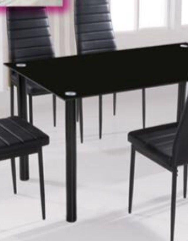 Mesa Comedor + 4 sillas ¡¡¡OFERTA CONJUNTO!!! de segunda mano por ...