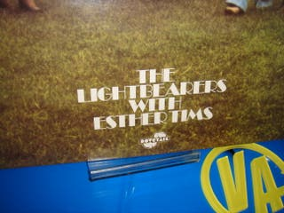 Disco LP -The Lightbearers With Esther Tims 1974