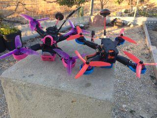 Montaje y reparación de drones