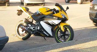 Moto 125.c.c 4tiempos