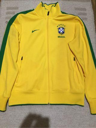Talla Mano Por 35 Segunda M Brasil Nike Chaqueta De EqvUFF
