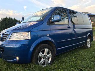 Volkswagen Multivan 2005. Impecable. Camperizada.