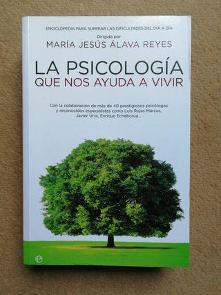 Libro 'La psicología que nos ayuda a vivir'