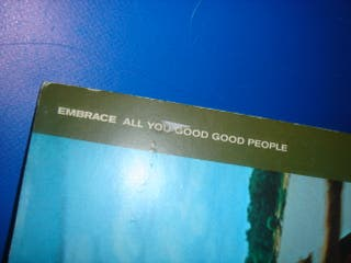 Disco vinilo LP-Embrace All You Good Good People