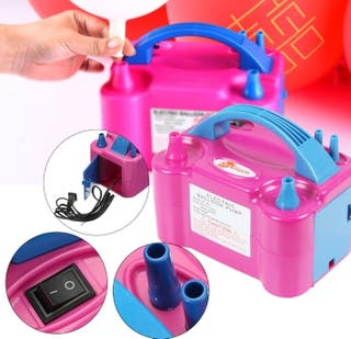 Alquiler inflador de globos eléctrico