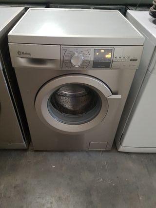 lavadora de 8 kilos balay de inox 1200 revolucion