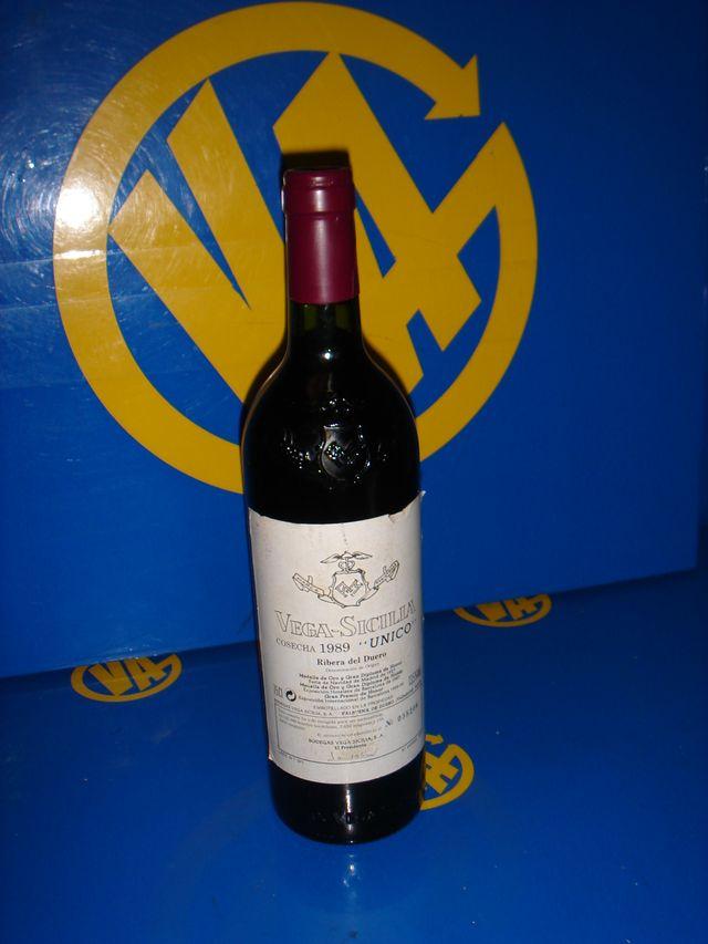 "Botella vino tinto VEGA SICILIA ""UNICO"""