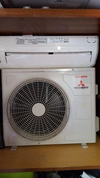 Aire acondicionado inverter