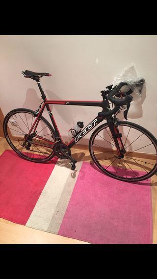 Bicicleta carretera para hombre 1,80 1,90 CROATS