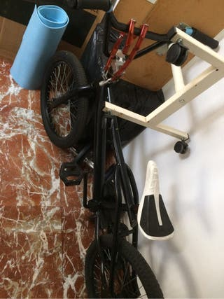 Vendo bicicleta y monopatín/skate