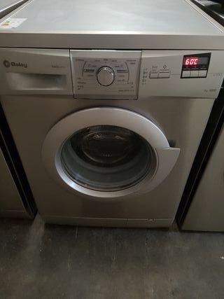 lavadora balay de 7 kilos de inox