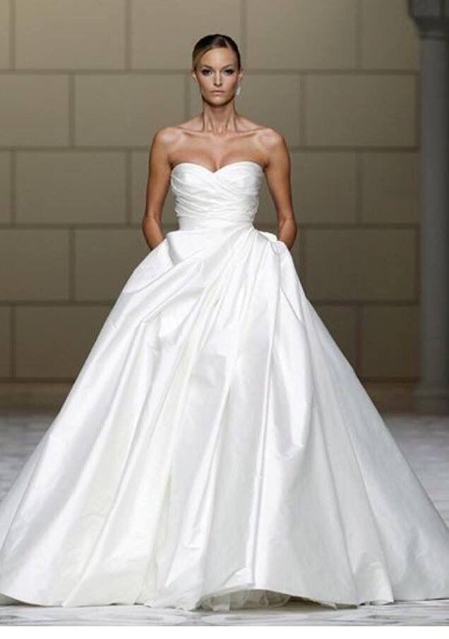 vestido novia pronovias atelier casey de segunda mano por 1.500 € en