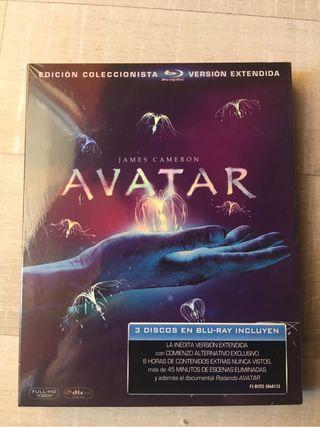 Edicion coleccionista Avatar.