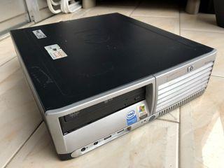 Ordenador sobremesa HP COMPAQ DC7600 slim