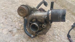 turbo de Mercedes vito 112