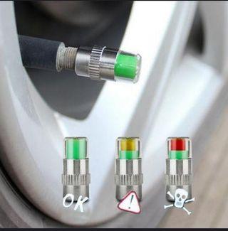 tapones de rueda de coche