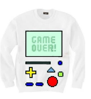 Sueter Game Over