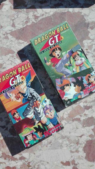 Dragon Ball GT VHS
