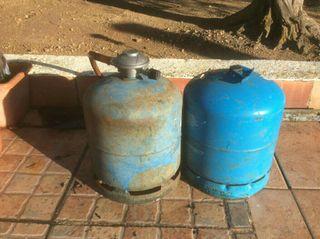 Botellas de gaz
