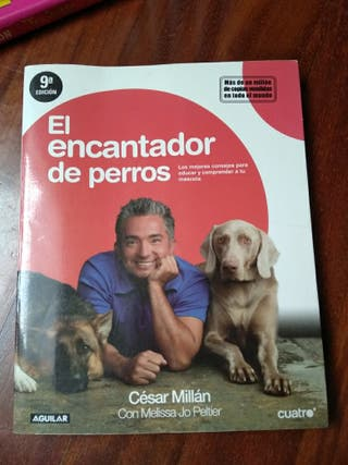 Libro. El encantador de perros