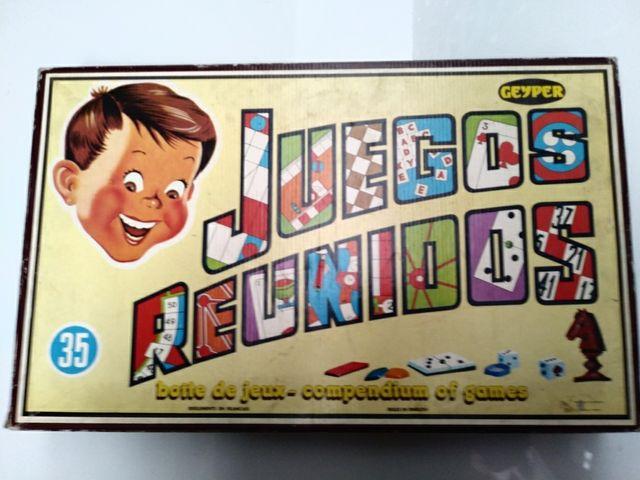 Juegos Reunidos Geyper 35 De Segunda Mano Por 20 En Kukullaga En