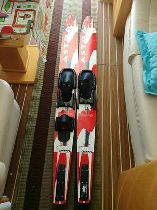 Skis acuáticos Astra Wellington W67
