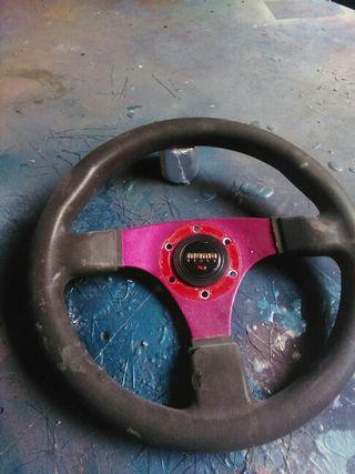 Volante coche