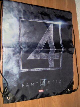 Bolsa mochila de la película 4 Fantásticos-Marvel