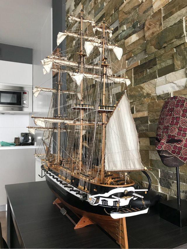 Maqueta Modelismo Naval
