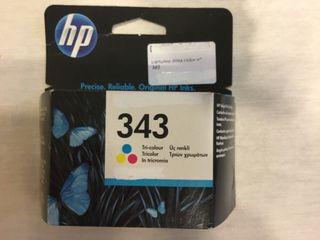 Tinta impresora HP.