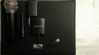 Micrófono inalámbrico para PS3
