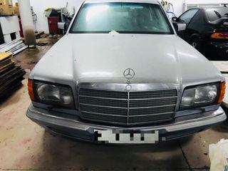 Mercedes-Benz w126 1983