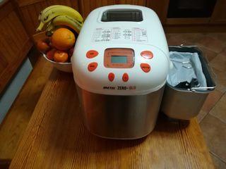 Panificadora Imetec Zero Glu (pan con/sin gluten)