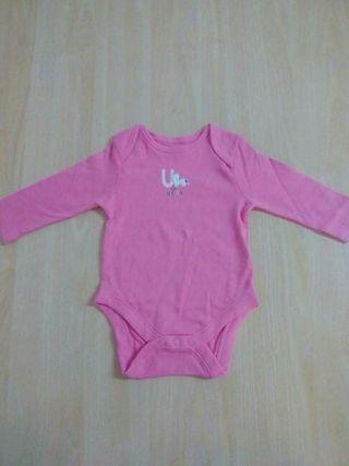 body 3-6 meses bebé