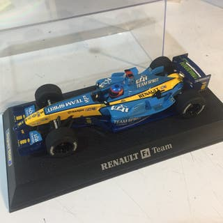 Scalextric Renault F-1 Alonso