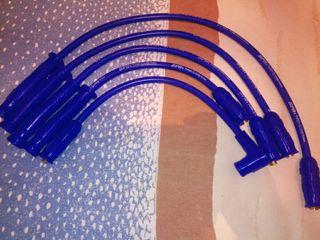 cables de bujia silicona nuevos