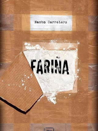 Libro Fariña (Nacho Carretero)