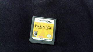 Nintendo DS lite Brain Age