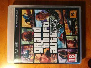 Juegos Ps3 (TLOU, GOW, GTA)