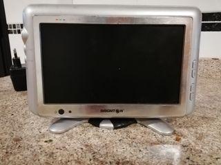 television pequeña