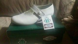 zapato comunión n 33 NUEVO