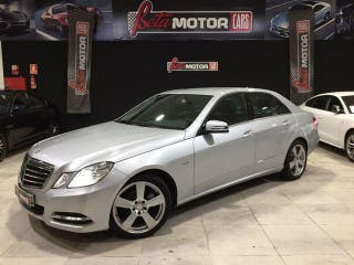 Mercedes-Benz Clase E E 200 CDI Blue Efficiency Avantgarde 100 kW (136 CV)