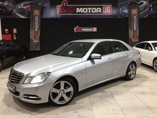 Mercedes-Benz Clase E E 200 CDI Blue Efficiency Avantgarde 100 kW (136 CV)