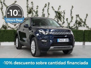 Land Rover Discovery Sport 2.2 SD4 HSE Luxury 4x4 Aut. 7 Plazas 140 kW (190 CV)