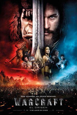 Cartel Pelicula Warcraft